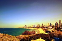 Tel Aviv: The view from Yaffo